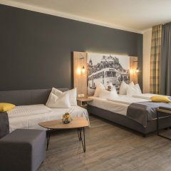 Отель K6 Rooms by Der Salzburger Hof Австрия, Зальцбург - отзывы, цены и фото номеров - забронировать отель K6 Rooms by Der Salzburger Hof онлайн комната для гостей фото 5