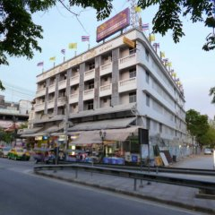 Отель Sawasdee Khaosan Inn Бангкок