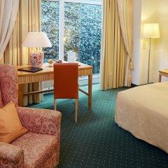 Отель Kurpark Villa Aslan удобства в номере фото 2