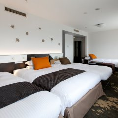 Toyama Excel Hotel Tokyu Тояма комната для гостей