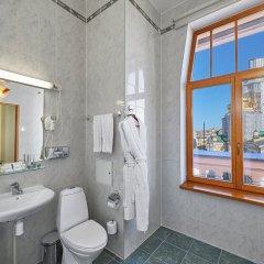 Гостиница Достоевский ванная фото 2