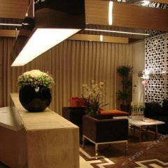 Апартаменты She & He Apartment - Jin Di Ming Xuan интерьер отеля