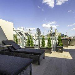 Апартаменты Abieshomes Serviced Apartments - Messe Prater бассейн фото 3