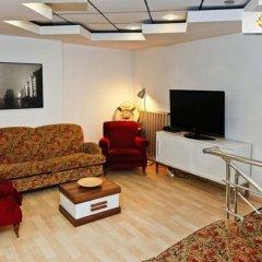 Отель Detay Suites комната для гостей