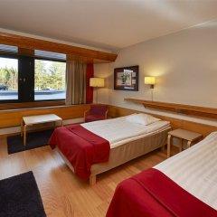 Отель Scandic Laajavuori Финляндия, Ювяскюля - 1 отзыв об отеле, цены и фото номеров - забронировать отель Scandic Laajavuori онлайн комната для гостей фото 2