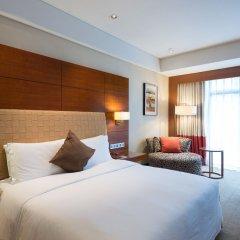 Отель Crowne Plaza Chongqing Riverside комната для гостей