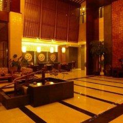 Sunwu Academy · Luofu Hotel интерьер отеля фото 3