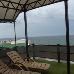 Гостиница Совиньон-Загара пляж фото 2