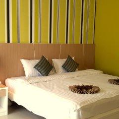 Malin Patong Hotel 3* Номер Делюкс разные типы кроватей фото 2
