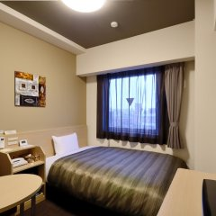 Отель Route-Inn Toyama Inter Япония, Тояма - отзывы, цены и фото номеров - забронировать отель Route-Inn Toyama Inter онлайн комната для гостей фото 5
