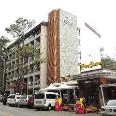 Отель Le Monet Hotel Филиппины, Багуйо - отзывы, цены и фото номеров - забронировать отель Le Monet Hotel онлайн парковка