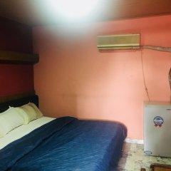Отель Divine Fountain Agidingbi сейф в номере
