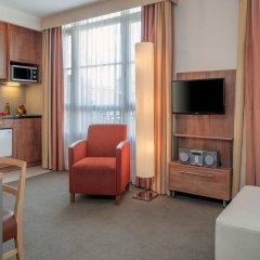 Отель Citadines Saint-Germain-des-Prés Paris Париж комната для гостей фото 4
