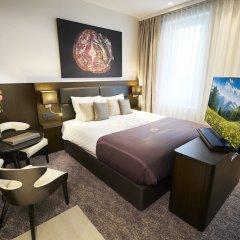 Отель Radisson Hotel & Suites Amsterdam South Нидерланды, Амстелвен - отзывы, цены и фото номеров - забронировать отель Radisson Hotel & Suites Amsterdam South онлайн комната для гостей фото 3