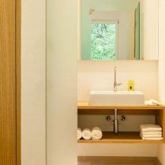 Отель Residence Ladurnerhof Меран ванная