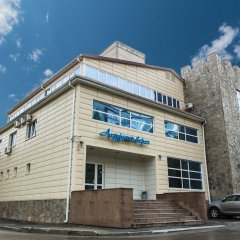 Гостиница Лазурный берег парковка