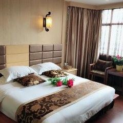 Отель Yuejia Business Hotel Китай, Шэньчжэнь - отзывы, цены и фото номеров - забронировать отель Yuejia Business Hotel онлайн комната для гостей фото 2