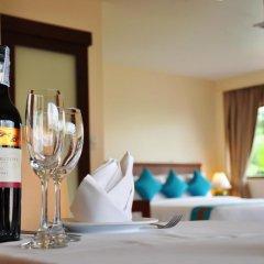 Отель Coconut Village Resort в номере фото 2
