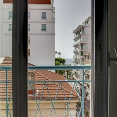 Отель Le Mistral Франция, Канны - отзывы, цены и фото номеров - забронировать отель Le Mistral онлайн балкон