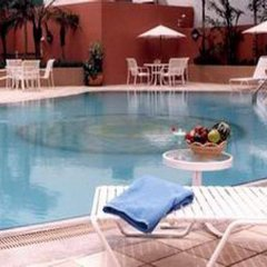 Отель Grand Park Kunming Куньмин бассейн фото 2