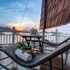 Отель Bhaya Cruises Халонг балкон