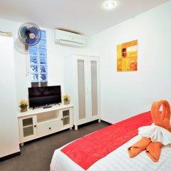 Отель Patong Tower 2.3 Patong Beach by PHR Таиланд, Патонг - отзывы, цены и фото номеров - забронировать отель Patong Tower 2.3 Patong Beach by PHR онлайн комната для гостей фото 3