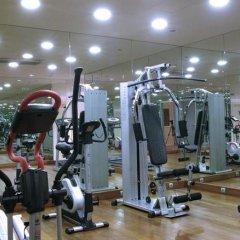 Hotel Nuevo Madrid фитнесс-зал фото 4