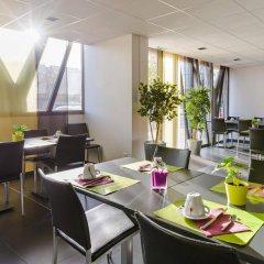 Отель Lagrange Apart'HOTEL Lyon Lumière Франция, Лион - отзывы, цены и фото номеров - забронировать отель Lagrange Apart'HOTEL Lyon Lumière онлайн питание фото 3