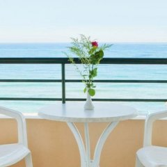 Dedalos Beach Hotel балкон