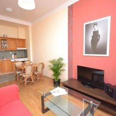 Апартаменты Melantrich Apartments комната для гостей фото 5