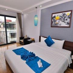 Отель Hanoi Bella Rosa Suite Hotel Вьетнам, Ханой - отзывы, цены и фото номеров - забронировать отель Hanoi Bella Rosa Suite Hotel онлайн комната для гостей