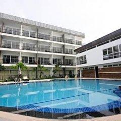 Отель BS Premier Airport Suvarnabhumi бассейн фото 2