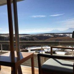 Отель San Ai Kogen Япония, Минамиогуни - отзывы, цены и фото номеров - забронировать отель San Ai Kogen онлайн балкон