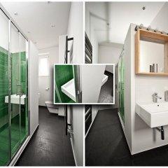 Отель Quotel Apartament Польша, Познань - отзывы, цены и фото номеров - забронировать отель Quotel Apartament онлайн ванная