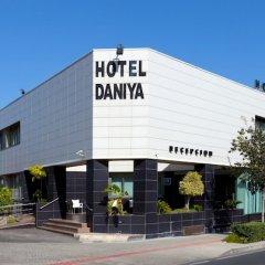Отель Daniya Alicante развлечения