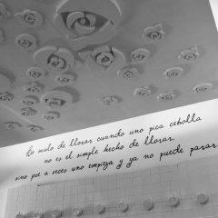 Del Carmen Concept Hotel Гвадалахара интерьер отеля фото 2