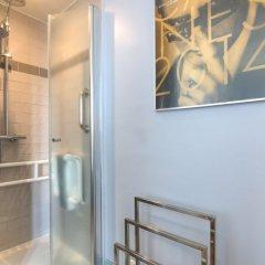 Отель Leclerc A Франция, Париж - отзывы, цены и фото номеров - забронировать отель Leclerc A онлайн ванная