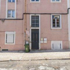 Апартаменты Sunny & Quiet Lisbon Apartment Лиссабон парковка