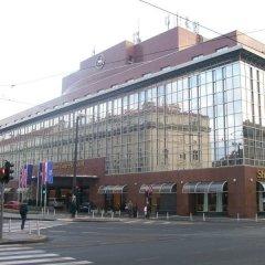 Sheraton Zagreb Hotel городской автобус