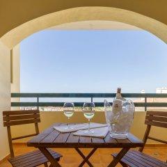 Отель Mirachoro Praia Португалия, Карвоейру - 1 отзыв об отеле, цены и фото номеров - забронировать отель Mirachoro Praia онлайн балкон