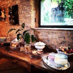 Отель Borgo della Marmotta - Farm Home Италия, Сполето - отзывы, цены и фото номеров - забронировать отель Borgo della Marmotta - Farm Home онлайн питание фото 4