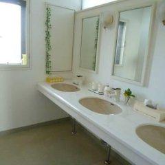 Отель Cafe&Pension SUOMI Морияма ванная фото 2