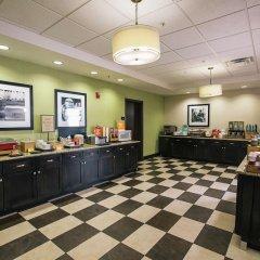 Отель Hampton Inn & Suites Effingham США, Эффингем - отзывы, цены и фото номеров - забронировать отель Hampton Inn & Suites Effingham онлайн питание фото 2