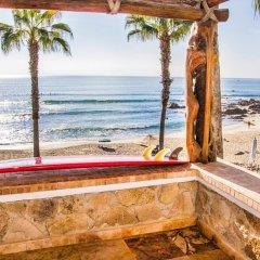 Отель Cabo Surf Hotel & Spa Мексика, Сан-Хосе-дель-Кабо - отзывы, цены и фото номеров - забронировать отель Cabo Surf Hotel & Spa онлайн бассейн фото 2