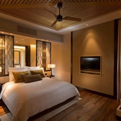 Отель Conrad Koh Samui Residences Таиланд, Самуи - отзывы, цены и фото номеров - забронировать отель Conrad Koh Samui Residences онлайн комната для гостей фото 4
