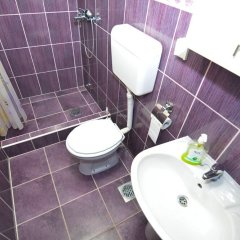 Отель Antonio Черногория, Тиват - отзывы, цены и фото номеров - забронировать отель Antonio онлайн ванная