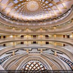 Kempinski Hotel & Residences Palm Jumeirah интерьер отеля