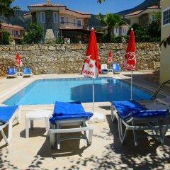 Mountain Valley Apart Hotel & Villas Турция, Олудениз - отзывы, цены и фото номеров - забронировать отель Mountain Valley Apart Hotel & Villas онлайн бассейн