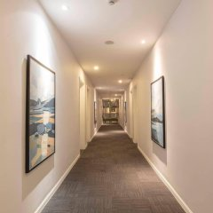 Len's Hotel Далат интерьер отеля