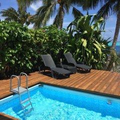 Отель Villa Maharepa Beach by Enjoy Villas Villa 3 бассейн фото 3